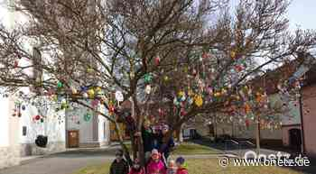 Kindergarten St. Maria in Schnaittenbach sendet Ostergrüße - Onetz.de