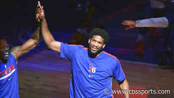 Joel Embiid returns to lineup after missing three weeks with knee injury, helps 76ers sink Timberwolves