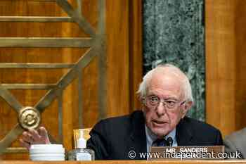 Bernie Sanders pushes Biden to go big on infrastructure as White House tells GOP to 'come to the table'