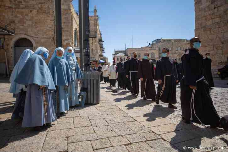 The Latest: Religious figures to have vaccine site in Italy