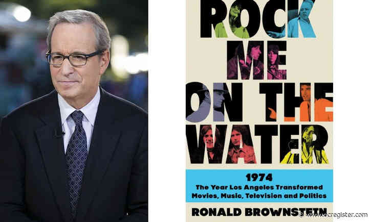 How 1974-era LA transformed music, movies and pop culture in 'Rock Me On The Water'