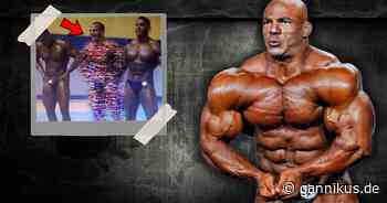 """Gar nicht """"big"""": Big Ramy bei seinem ersten Bodybuilding-Wettkampf?! - Gannikus"""