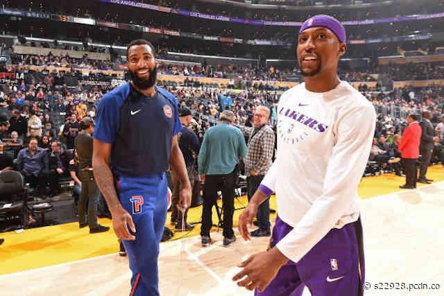 Lakers News: Kentavious Caldwell-Pope Speaks To Friendship With Andre Drummond
