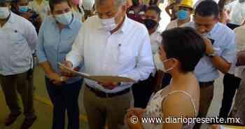 Gobernador de Tabasco realiza gira de trabajo en Teapa - Diario Presente