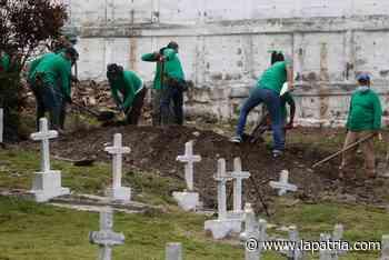 En el cementerio Las Mercedes de Dabeiba (Antioquia) se revive el horror de las ejecuciones - La Patria.com