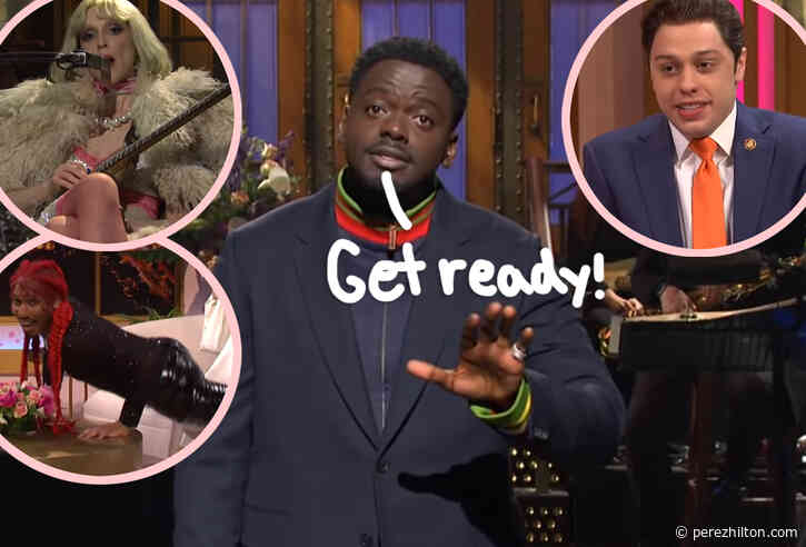 Daniel Kaluuya Jokes About Royal Family Racism & Lil Nas X Gives God A Lap Dance: Here's What You Missed On SNL!