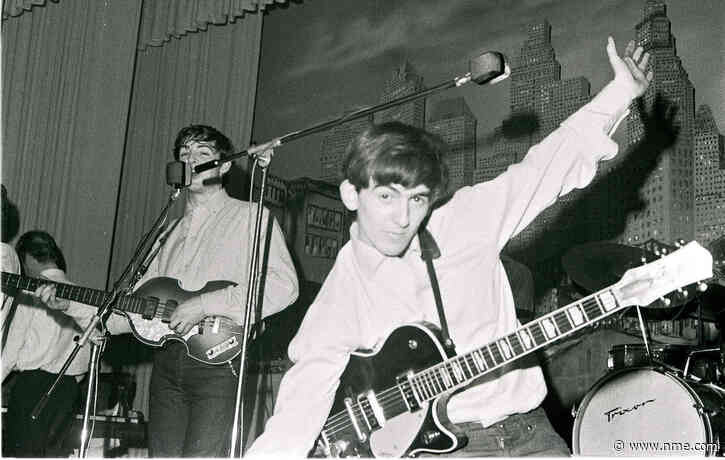 Letters from The Beatles' Hamburg years to go up for auction