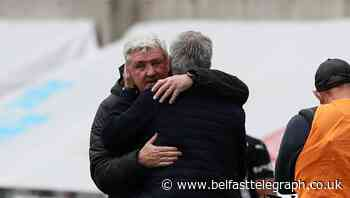 Steve Bruce insists Newcastle team spirit is good after draw with Tottenham