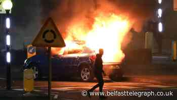 DUP MP calls for attacks on police to stop and condemns Sinn Fein 'arrogance'