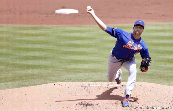 Mets Discussed Extension With Jacob deGrom In Spring Training