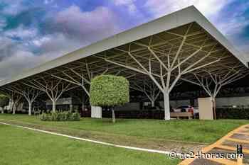 Leilão dos aeroportos de Rio Branco e Cruzeiro do Sul poderá ser acompanhado pelo YouTube - ac24horas.com