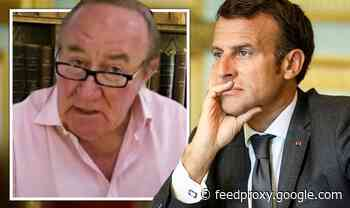 Andrew Neil eviscerates Macron over claims he is 'seething Brexit didn't collapse UK'