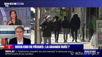 """Restrictions renforcées: le maire de La Baule-Escoublac demande """"des CRS supplémentaires"""" - Actu Orange"""
