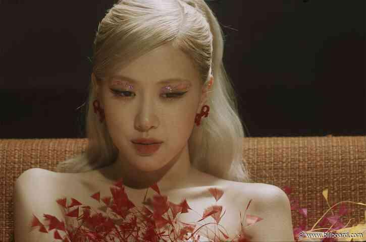 BLACKPINK's Rosé Goes on Emotional Roller Coaster in 'Gone' Video: Watch