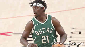 Jrue Holiday, Bucks agree to four-year max extension worth up to $160 million, per agent