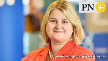 Nadine Muthmann führt jetzt den SPD-Ortsverein Vechelde - Peiner Nachrichten