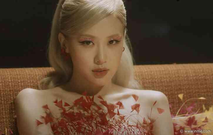 BLACKPINK's Rosé shares emotional new video for 'Gone'