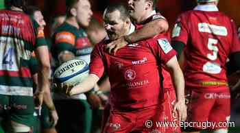 European Professional Club Rugby | Scarlets host Sale in final Round of 16 clash - EPCRugby.com