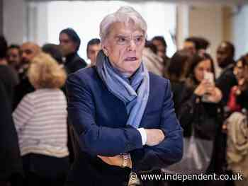 Bernard Tapie: Former French minister and Adidas tycoon tied up and beaten in violent burglary