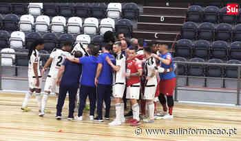 Futsal: Portimonense perde 3 importantes pontos frente aos Leões de Porto Salvo - Sul Informacao