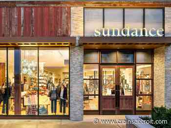 Village of Rochester Hills welcomes new retailers including Robert Redford's Sundance, Busted Bra Shop - Crain's Detroit Business