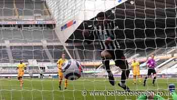 Arsenal loanee Joe Willock grabs late point for Newcastle against Tottenham