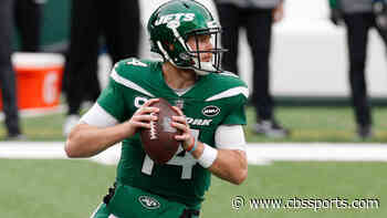 Sam Darnold rumors: Josh McCown says former first-round pick would 'embrace' QB competition with Jets
