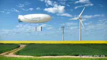 Quebec-funded airship project, touted as remote shipping solution, 'on track' says company