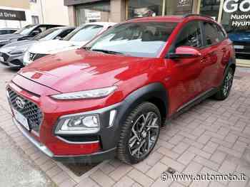 Vendo Hyundai Kona HEV 1.6 DCT XPrime nuova a Cirie', Torino (codice 8797431) - Automoto.it