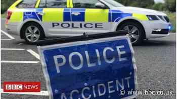 Kaitlin McCoubrey-Fullerton: Seven-year-old girl dies after crash