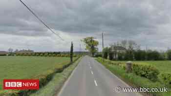 Motorcyclist dies after collision in Moira