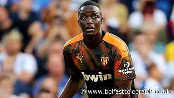Mouctar Diakhaby leads Valencia players off pitch following alleged racist abuse