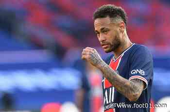 PSG : Neymar comparé à Ronaldinho, et ce n'est pas un compliment