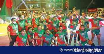 Bangladesh lift Bangabandhu Cup kabaddi title - The Daily Star