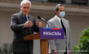 Presidente Piñera designa a Ricardo Rojas como... | Puranoticia - Puranoticia