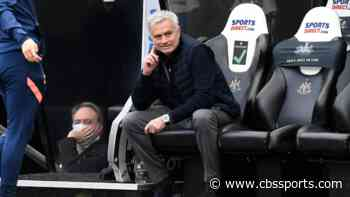 Tottenham players deserve blame for blowing lead vs. Newcastle; so does Jose Mourinho