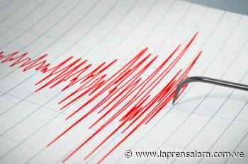 Funvisis registró un sismo al noroeste de Quíbor este 1-A - La Prensa de Lara