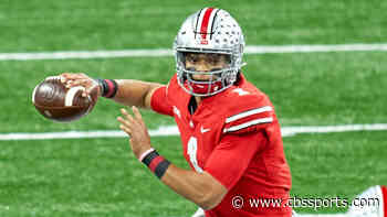 Justin Fields 2021 NFL Draft profile: Fantasy football outlook, 40-yard dash, Pro Day stats, scouting report