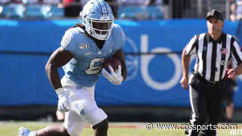 Michael Carter 2021 NFL Draft profile: Fantasy football outlook, Pro Day stats, 40-yard dash, scouting report