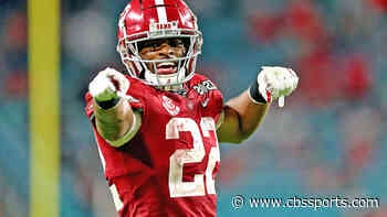 Najee Harris 2021 NFL Draft profile: Fantasy football outlook, team fits, pro comparison, scouting report