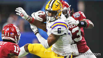 Terrace Marshall 2021 NFL Draft profile: Fantasy football outlook, Pro Day, 40-yard dash, scouting report