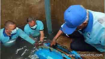 Trabajos en potabilizadora de Chilibre dejó sin agua a varios sectores de la ciudad - Telemetro
