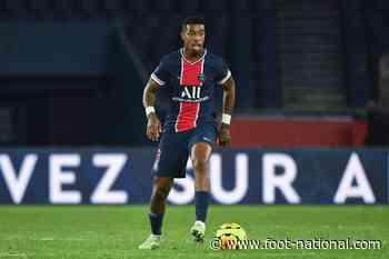 PSG : le bel hommage de Kimpembe à Thiago Silva