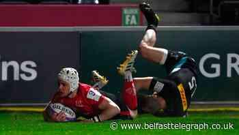 Harlequins v Ulster LIVE: Lowry scores sensational solo effort as visitors amass commanding first half lead