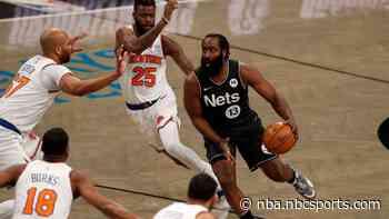Knicks' Reggie Bullock on Nets' big three: 'We've got a big five'