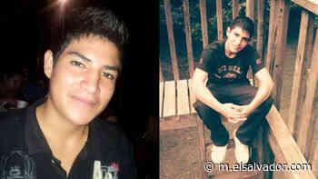 """""""Mamá, ya regreso"""": Marcos desapareció hace 32 meses en San Juan Opico y su madre aún lo busca - elsalvador.com"""