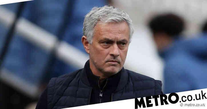 Jose Mourinho criticises Tottenham midfielder Tanguy Ndombele for 'never reaching the limit of effort'