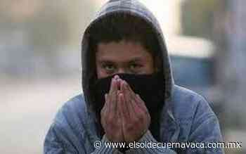 Tepalcingo podría llegar a los nueve grados centígrados - El Sol de Cuernavaca