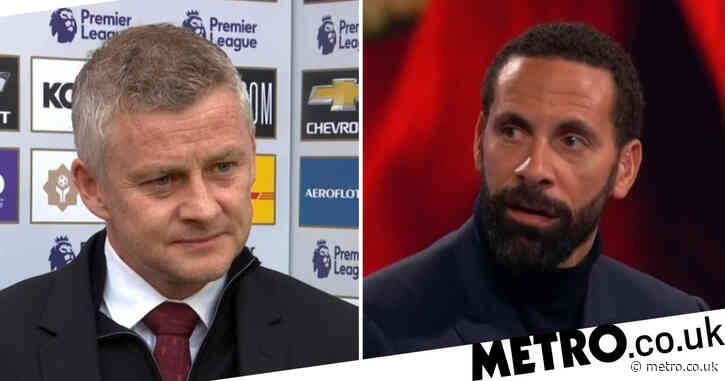 Ole Gunnar Solskjaer and Rio Ferdinand single out Mason Greenwood for praise after Manchester United's victory over Brighton