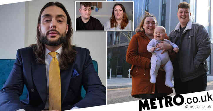 Rich House, Poor House millionaire offers couple living on £56 a week a lifeline with business masterclass